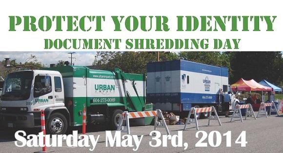 Document Shredding Day