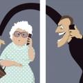 Telephone-fraud