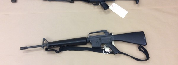 Do you have unwanted firearms? This is the time to turn them in