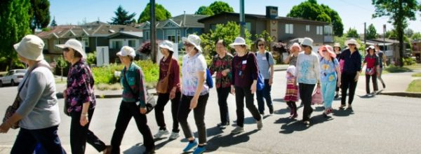 Frog Hollow Reaches Out to Neighbourhood's Seniors
