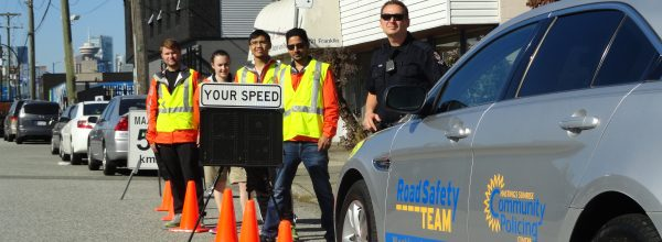 Road Safety Program Gets Wheels!