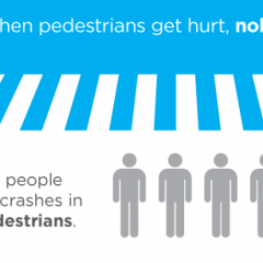 ICBC Pedestrian Safety Campaign