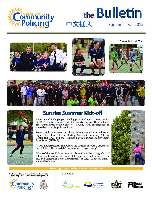 Summer/Fall The Bulletin