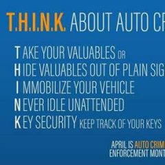 T.H.I.NK. About Auto Crime